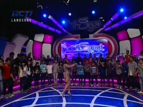 Melinda - Aw Aw, Live Performed di Dahsyat (09/12) Courtesy RCTI Mp3