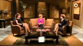 Jacqueline y Chantal Andere -Conversando con Cristina Pacheco Part1 (21/3/2014)