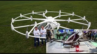 Top 5  HUMAN TRANSPORT Drones