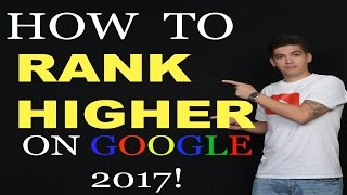 SEO For Beginners 2017 | How To Rank High In Google | Freelancer.com Tutorial