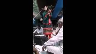 বাংলা বাউল গান পাখি সরকার Baul gan