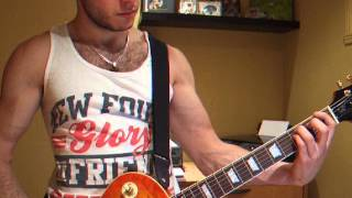 Blood Red - The Maine - Guitar Cover