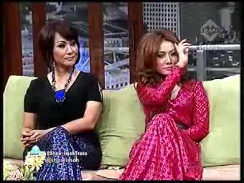 Show imah HEBOH Kelihatan Celana Dalamnya Live 06 09 2013