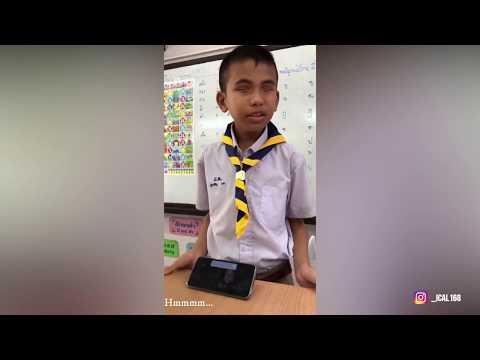 COVER DEEN ASSALAM BY DEAN ( SISWA TUNA NETRA ASAL THAILAND)