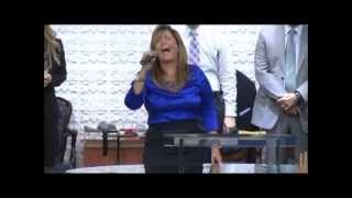 Shirley Carvalhaes Esse Adorador Cibe AD Campinas SP