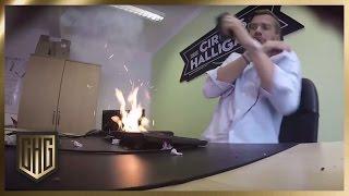 Klaas Feuerrache | Circus HalliGalli | ProSieben