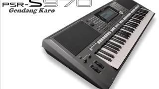 Ngarapken buah Sere _gendang instrumen keyboard karo Yamaha PSR s970