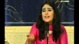 Sara raza khan nice song