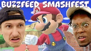 Who At BuzzFeed Is The Best At Super Smash Bros. Ultimate?