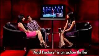 Dia Mirza and Dino Morea on Acid factory