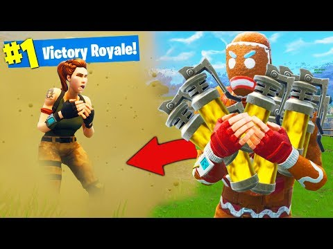 I Was Wrong About The STINK BOMB Fortnite Battle Royale