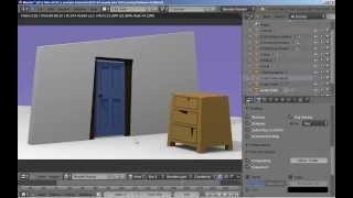 Making a short movie in Blender