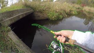 Fishing an UNKNOWN Culvert