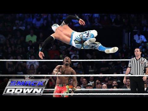 Neville & The Lucha Dragons vs. The New Day: SmackDown, Sept. 24, 2015