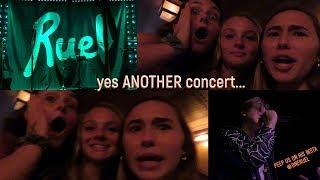 RUEL new york concert vlog | Lizzie Selman