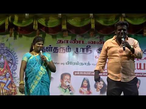Xxx Mp4 Vijay TV Kalakka Povathu Yaaru Nisha And Palani In Kulasai Dasara 2017 Part 1 3gp Sex