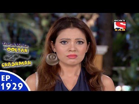 Taarak Mehta Ka Ooltah Chashmah - तारक मेहता - Episode 1929 - 4th May, 2016