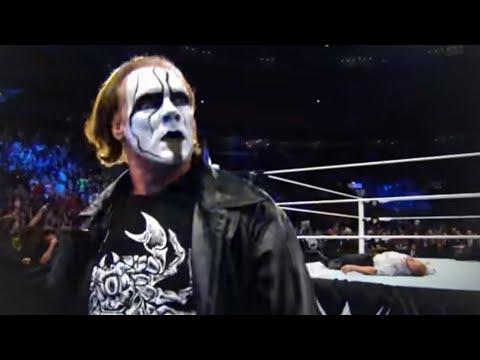 Xxx Mp4 Sting S WWE Debut At Survivor Series 2014 3gp Sex