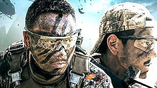 OPERATION MEKONG (Action, 2016) - TRAILER + Movie Clips
