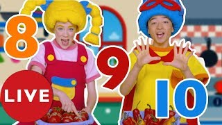 The NEW Numbers Song   Learn To Count from 1 to 10   Number Rhymes For Children   Mother Goose Club