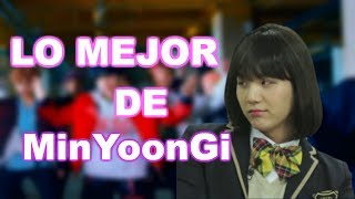 MOMENTOS GRACIOSOS DE SUGA / FUNNY MOMENTS OF MINYOONGI BTS