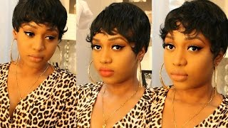 Affordable summer sexy short wigs series #1 / Vanessa fashion wigs nenee