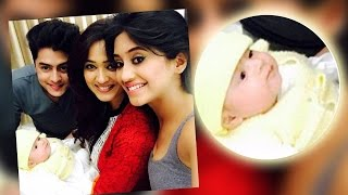 Shweta Tiwari's Son Reyansh FIRST PIC Out