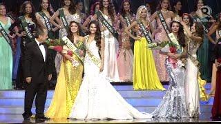 Michelle Gomez Virreina en el Miss Earth 2016