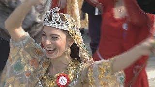 Azerbaijan celebrates Nowruz - le mag