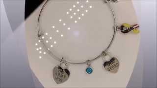 Army Mom Dangle Bracelet YRSH