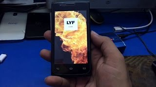 HOW TO FLASH LYF  LS 4008 AND GOOGLE ACCOUNT REMOVE