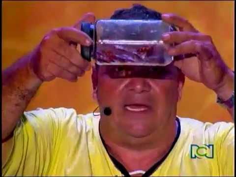 Colombia tiene talento Hombre que Come cucarachas