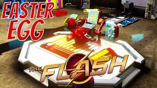 LEGO Dimensions CW's The Flash Easter Egg Mini Level (Chapter 5 of Fantastic Beasts)