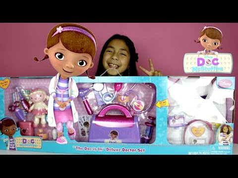 Xxx Mp4 Doc McStuffins Doctor Kit Doc Is In Delux Doctor Set With More Than 20 Accessories 3gp Sex