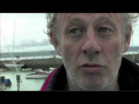 Locquirec la pêche cotière Bretagne Finistère