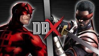 Daredevil (Marvel) VS Kenshi (Mortal Kombat) | DBX