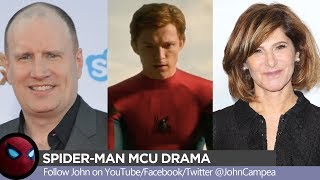 Kevin Feige Contradicts Amy Pascal Over Spider-Man MCU Drama, or did he?