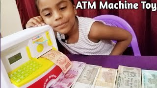 ATM Machine Toy For Kids | ATM Piggy Bank India | Mini ATM | ATM Toy Machine and Coin Bank For Kids