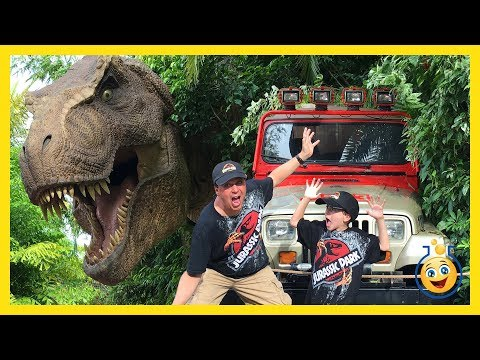 Xxx Mp4 Jurassic Park T Rex Giant Life Size Dinosaurs Islands Of Adventure Universal Studios Family Video 3gp Sex