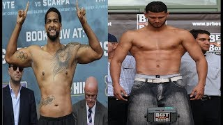 DOMINIC BREAZEALE vs CARLOS NEGRON CONFIRMED FOR DECEMBER 22nd ON CHARLO CARD!!
