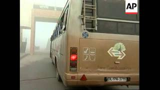 Last bus from Pakistan before travel restrictions