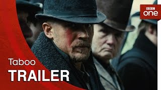 Taboo: Trailer - BBC One