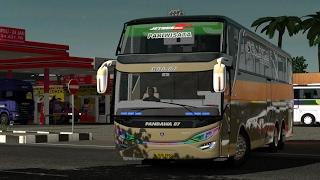 test drive bus besar pandawa