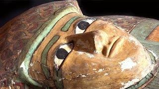 Египтологи в шоке от археологических находок на плато Гиза! Территория загадок 2017