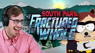 South Park Fans Play The Fractured But Whole