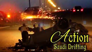 ❗️ ACTION • PART 3 ❗️ Ձo18 Saudi Drifting • [ DEDICATION : Abo M36 / DALTON ]  • ريمكس هجوله