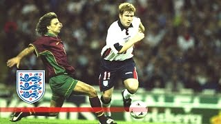 England 3-0 Portugal (1998) | From The Archive