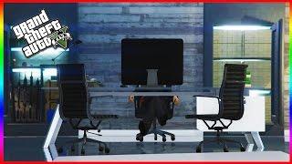 GTA 5 DLC - $6.6 MILLION CEO OFFICE TOUR & DRUG WAREHOUSE (FINANCE & FELONY)