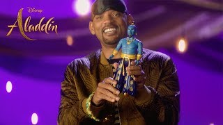 Disney's Aladdin - Will Smith Mystery Box