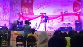 rajshahi college reuneion dance